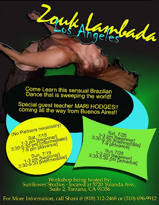 Zouk Lambada L.A. discover more about this music and related dances on the World Zouk and Kizomba Blog