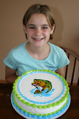 Sam's 11th Birthday