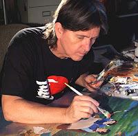 meandmysansar - The Art of Jim Warren