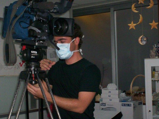 Preparação para a Grande Reportagem da Sic - Fev.2007