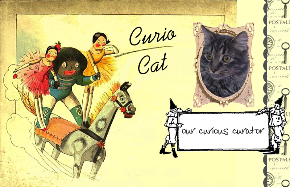 Curio Cat Art and Crafty Fun