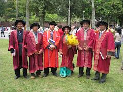 Graduan PhD IMEN, 2008