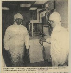 UKM Cleanroom 1995