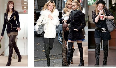STYLED.: How To Wear Boots and Booties