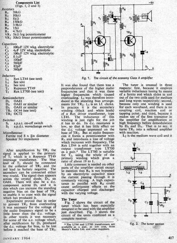 the radio builder  mw reflex 2t