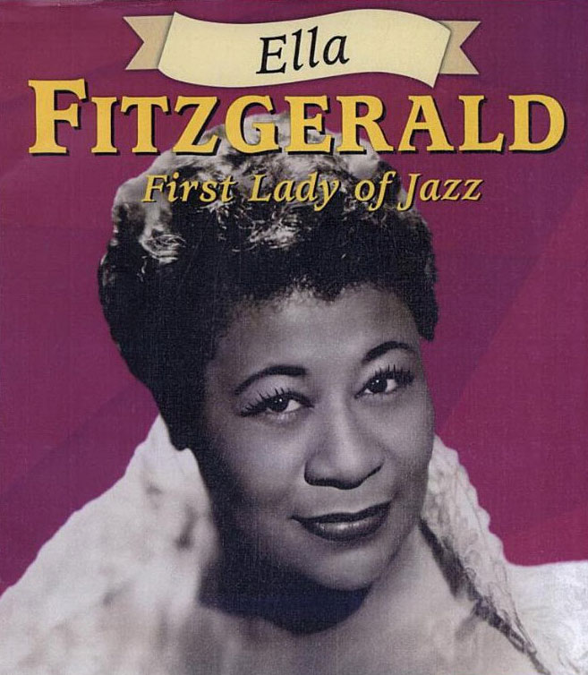 Ella Fitzgerald - Wallpaper Actress