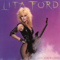 Lita Ford Image Kiss Me Deadly