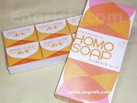 Homo soap