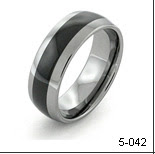 black_tungsten_rings