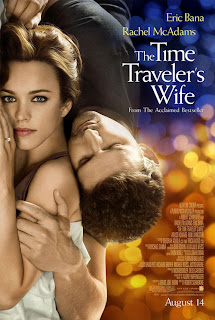 The Time Travelers Wife Movie Poster image photo picture