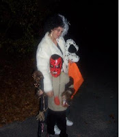 Halloween Cruella DeVille and Boogeyman image photo picture