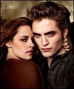 Bella and Edward Hugs for New Moon image photo picture