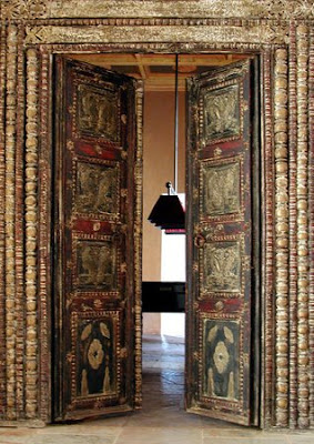 Moorish doors
