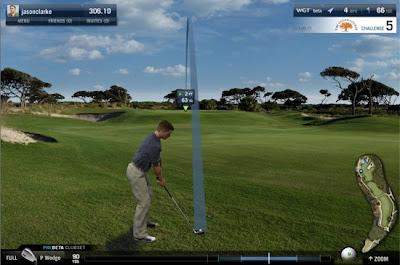gioco golf online
