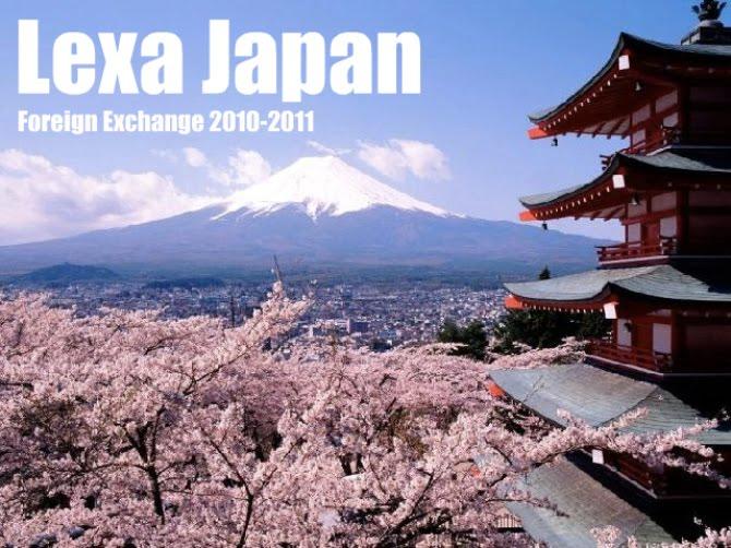 Lexa in Japan