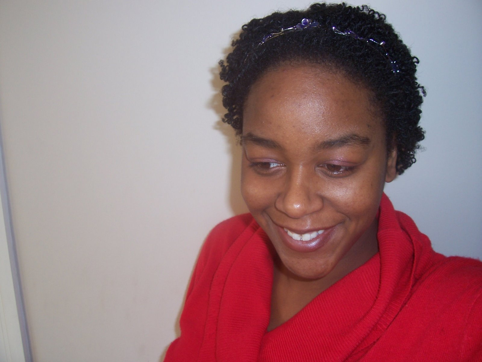 Well i promised if i did do curls using pipe cleaners that i would post the pics so here they are. I put my hair in the PC on Thur evening ...  sc 1 st  My Sisterlocks Journey & One girl and her hair - My Sisterlocks Journey: Pipe Cleaner Curls
