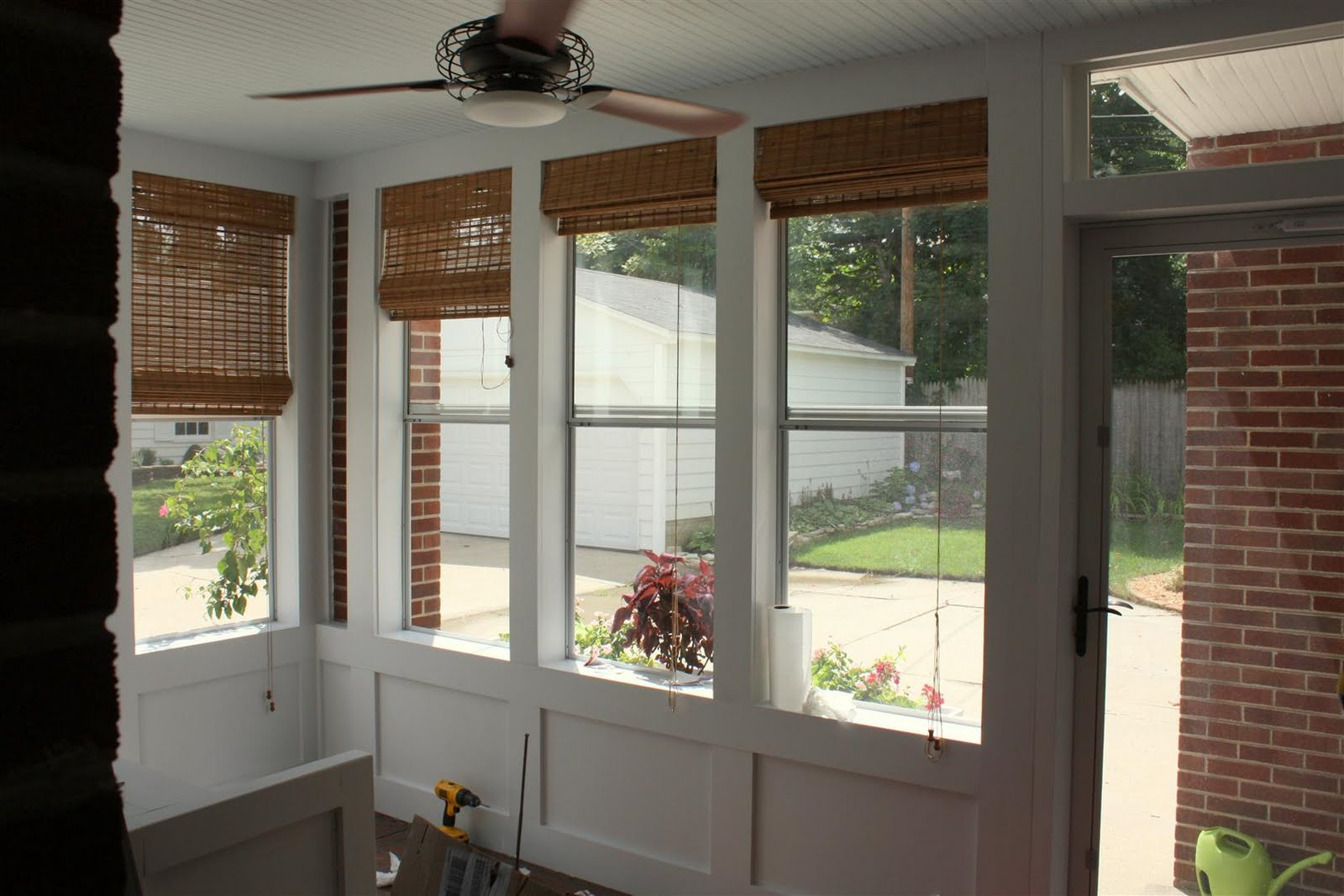 Home Depot Bamboo Blinds. Full Size Of Awningshop Doors At Com ...
