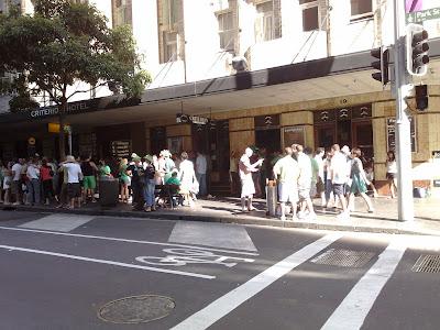 St Patrick's Day na Austrália 160320081202