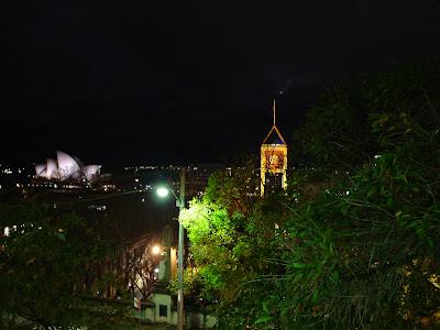 O Centro de Sydney às Quintas DSC06313