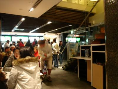 O Centro de Sydney às Quintas DSC06367