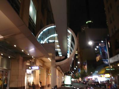 O Centro de Sydney às Quintas DSC06371
