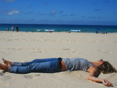 Bondi Beach mitzy