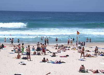 Bondi Beach bondri