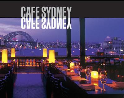 Tem Muito Oriental na Austrália? cafe sydney