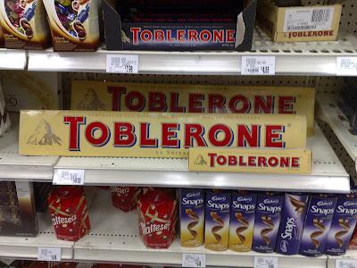 Repost: O Toblerone Gigante 16112007354