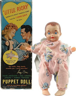 Little Ricky Doll