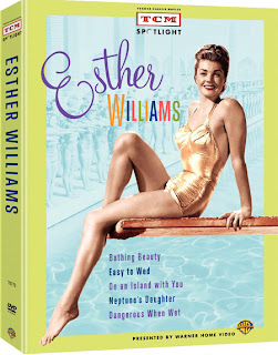 Esther Williams DVD Set