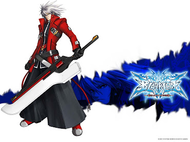 #21 BlazBlue Wallpaper