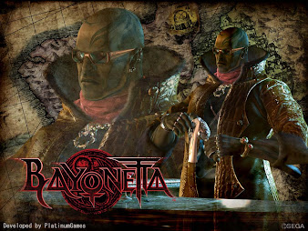 #15 Bayonetta Wallpaper