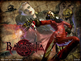 #14 Bayonetta Wallpaper