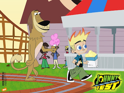 Cartoon Network Johnny Test Oyunları