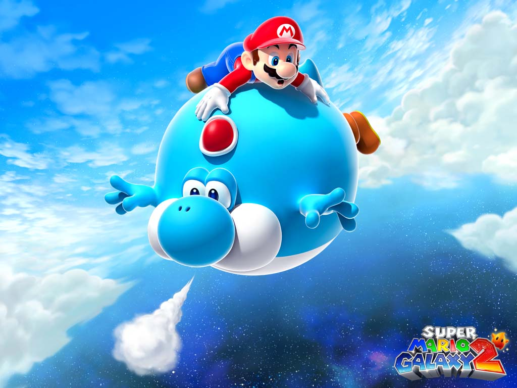 Super Mario HD & Widescreen Wallpaper 0.960706983116535