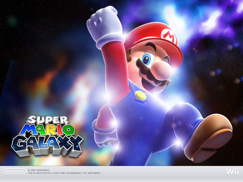 Super Mario HD & Widescreen Wallpaper 0.53223848208907