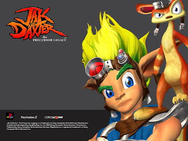 #6 Daxter Wallpaper