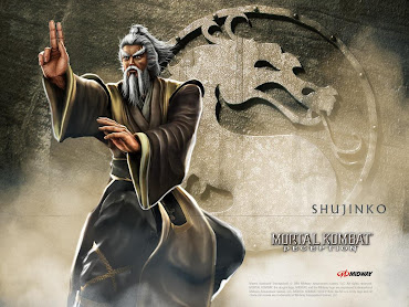 #31 Mortal Kombat Wallpaper
