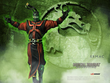 #41 Mortal Kombat Wallpaper