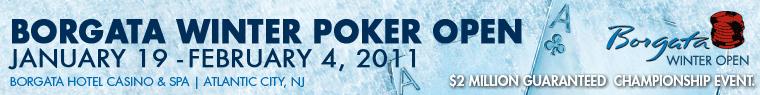 Borgata Winter Poker Open 2011