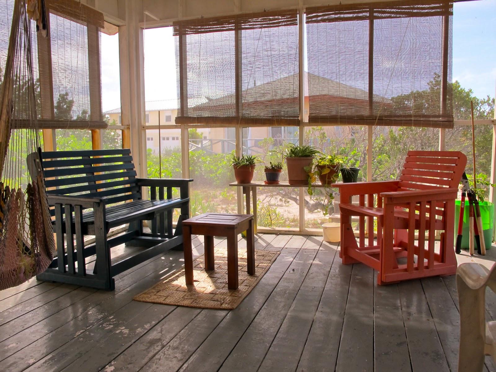 In Praise Of DIY   Outdoor Furniture