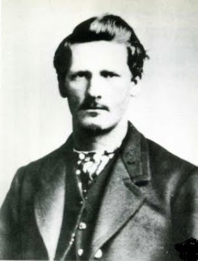 Rare photo of Wyatt Earp
