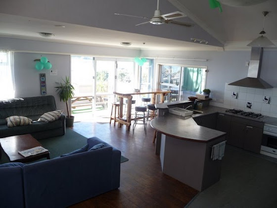 Otra foto del HabourSide hostel en Tauranga City