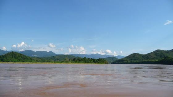 Así se ve el río