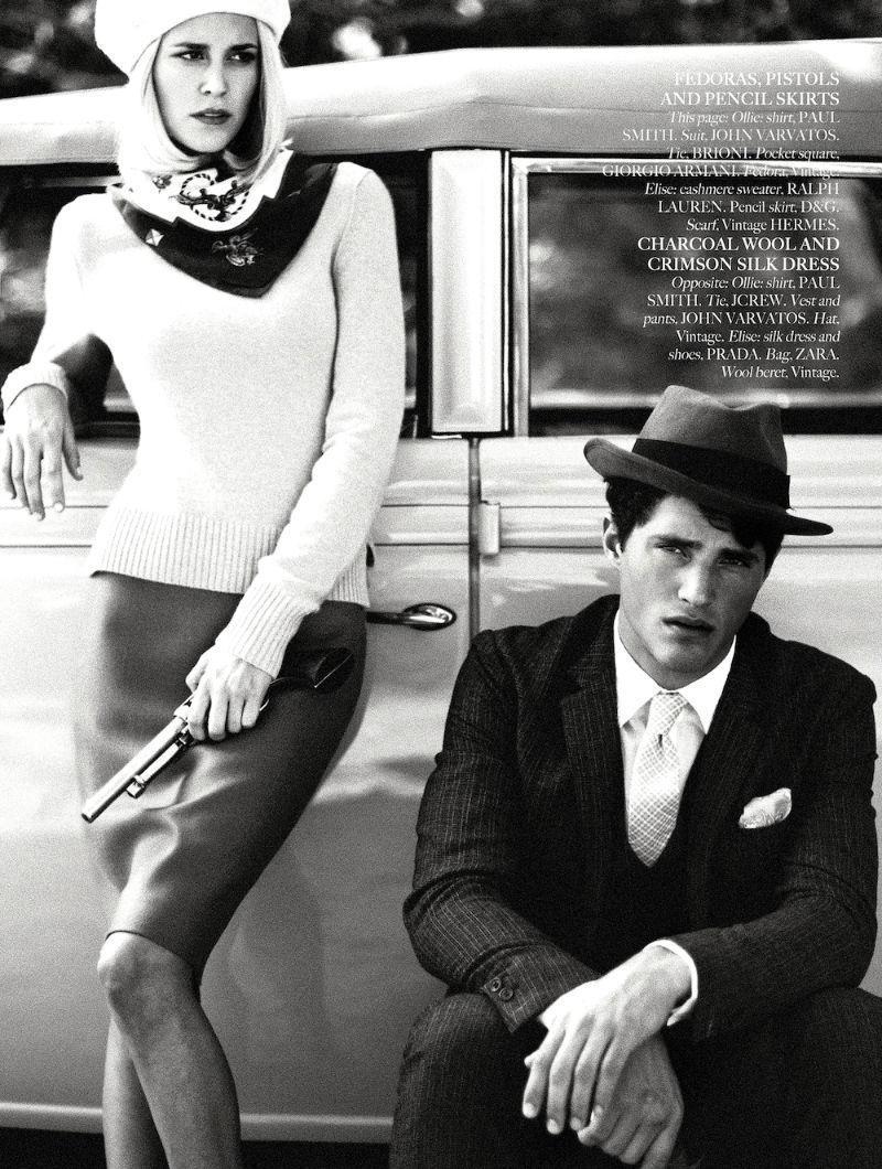 GirlWhimsy: Bonnie & Clyde