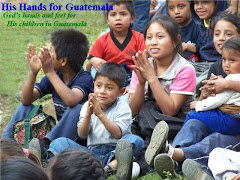 His Hands for Guatemala