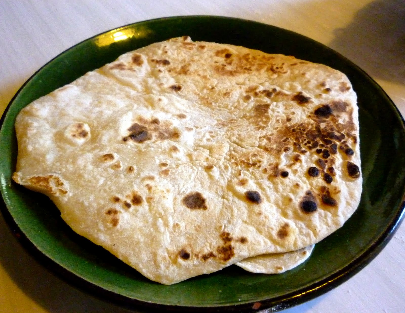 hungry tummies: Chapati
