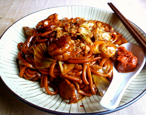 3 hungry tummies kl hokkien noodles halal version kl hokkien noodles halal version malaysian monday 21 forumfinder Image collections