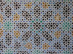 Tiles, Reales Alcazares, Seville